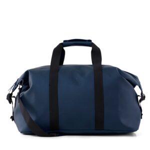 RAINS Weekend Duffel Bag Blue-0