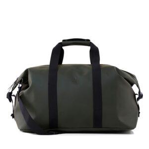 RAINS Weekend Duffel Bag Green-0