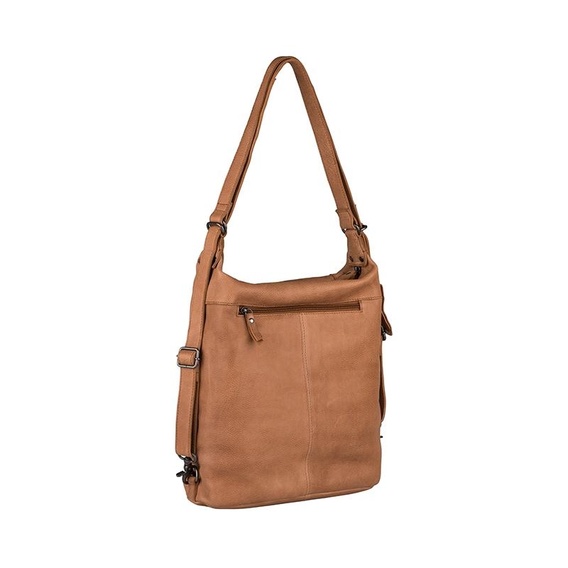 Burkely Just Jackie Backpack 2-Way Cognac-160387