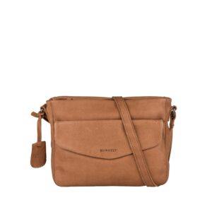 Burkely Just Jackie Crossover M Flap Cognac