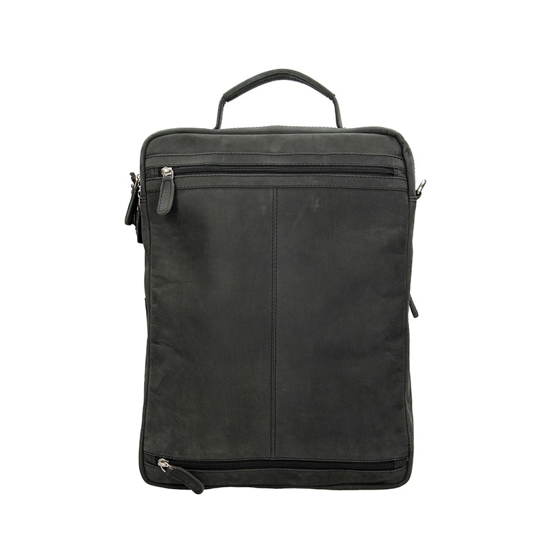 Micmacbags Oklahoma Backpack 15-inch Black-160786