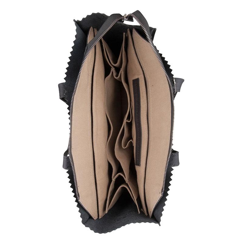 MYOMY My Paper Bag Baby Hunter Off-Black-159762