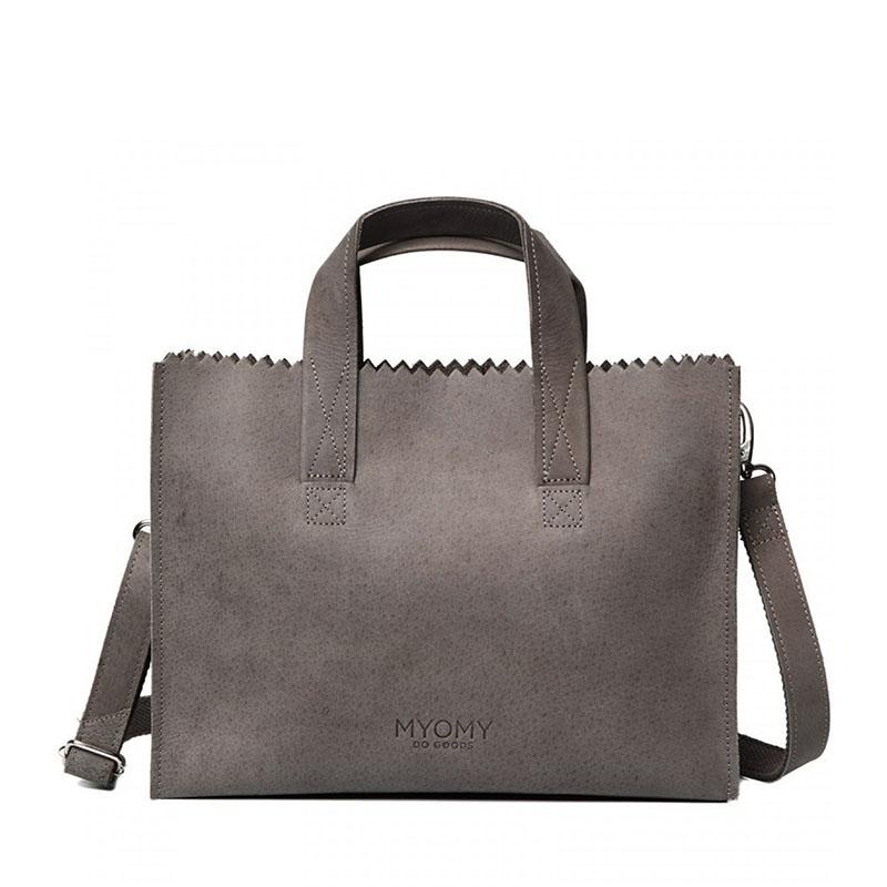 MYOMY My Paper Bag Handbag Cross-body Hunter Taupe-0