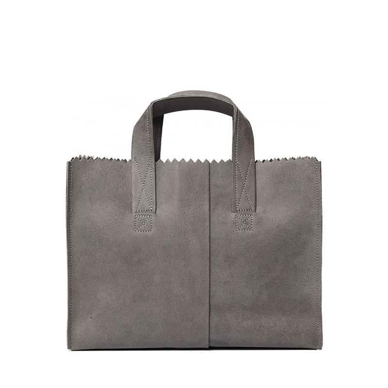 MYOMY My Paper Bag Handbag Cross-body Hunter Taupe-159788