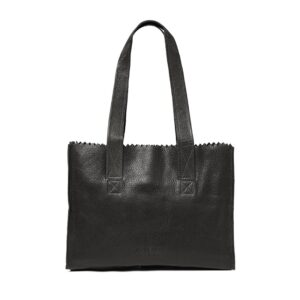 MYOMY My Paper Bag Handbag Rambler Black-0