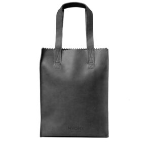 MYOMY My Paper Bag Long Handle Zip Hunter Off-Black-0