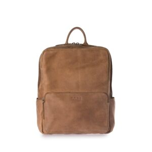 O My Bag John Backpack Midi Eco Camel