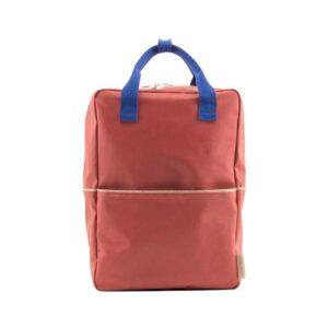 Sticky Lemon Large Backpack Faded Red-0