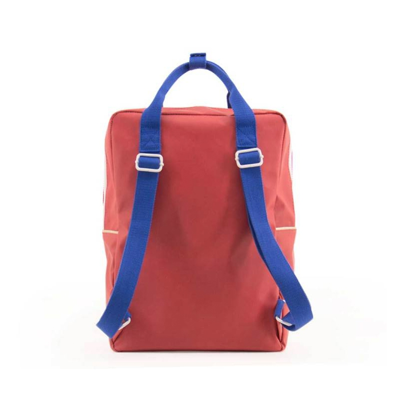 Sticky Lemon Large Backpack Faded Red-160186