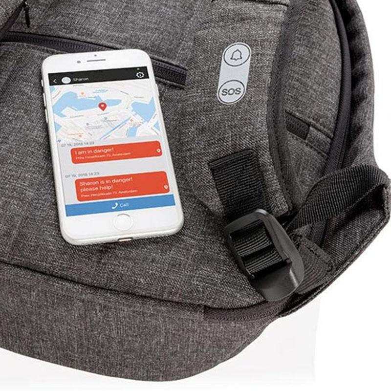XD Design Cathy Anti-harassment Backpack Black-160020