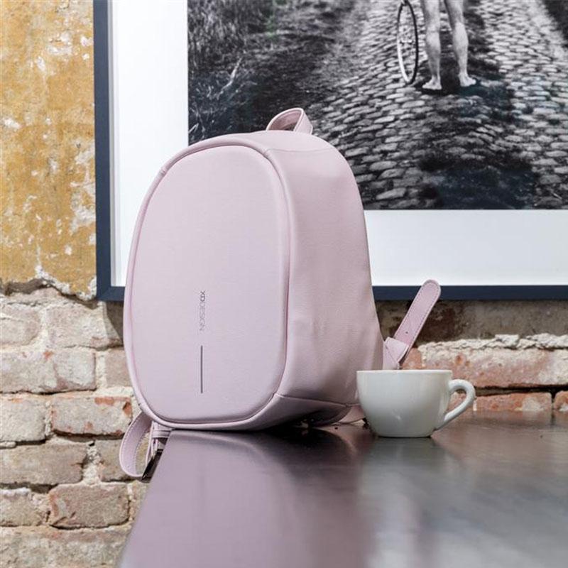 XD Design Elle Anti-theft Backpack Pink-159969