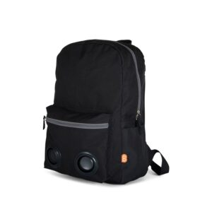 BoomZac Speaker Backpack Black-0