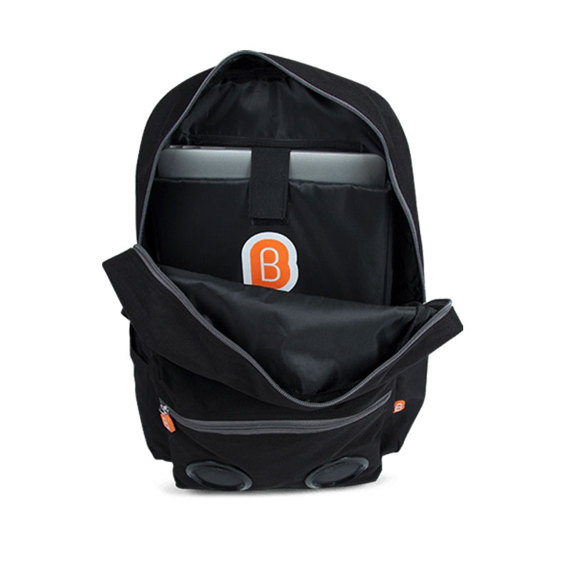 BoomZac Speaker Backpack Black-161463