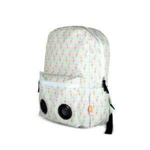 BoomZac Speaker Backpack Candy-0