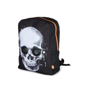 BoomZac Speaker Backpack Skull-0