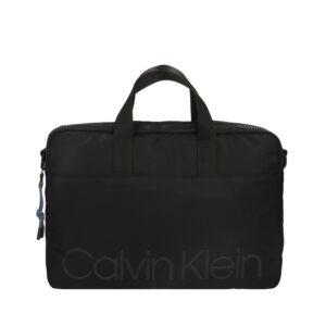 Calvin Klein Trail Slim Laptopbag Black-0