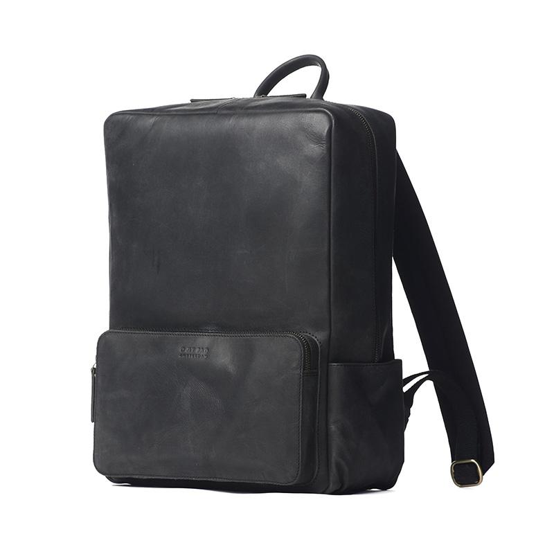 O My Bag John Backpack Maxi Black-161759