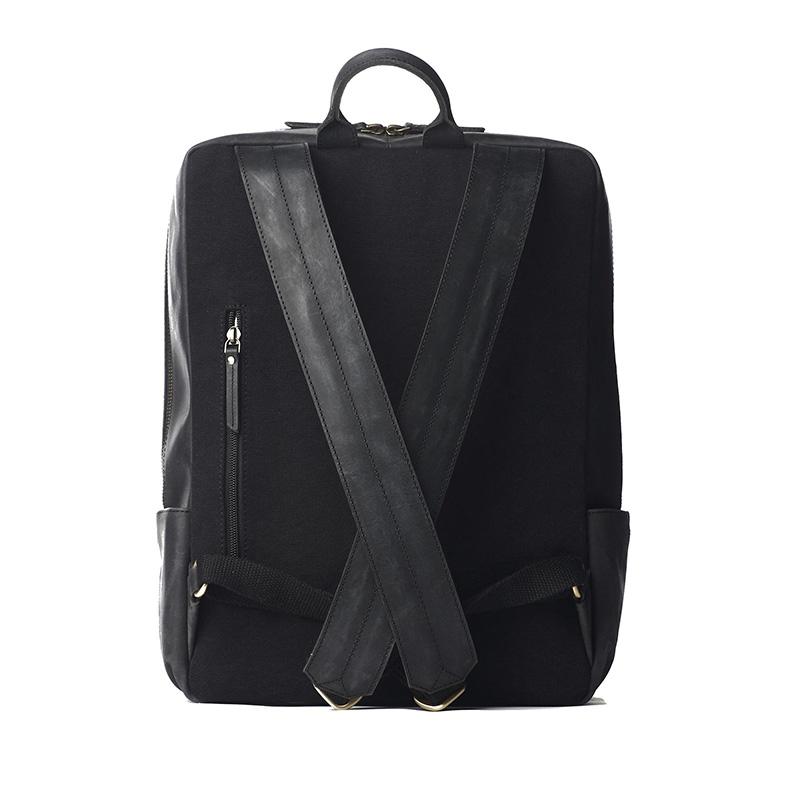 O My Bag John Backpack Maxi Black-161758