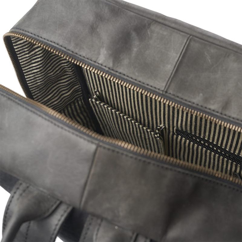 O My Bag John Backpack Maxi Black-161760