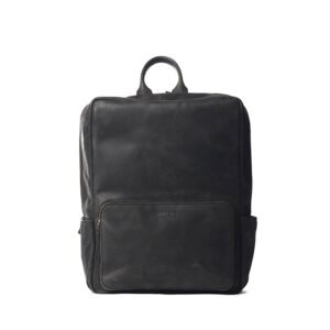 O My Bag John Backpack Midi Black