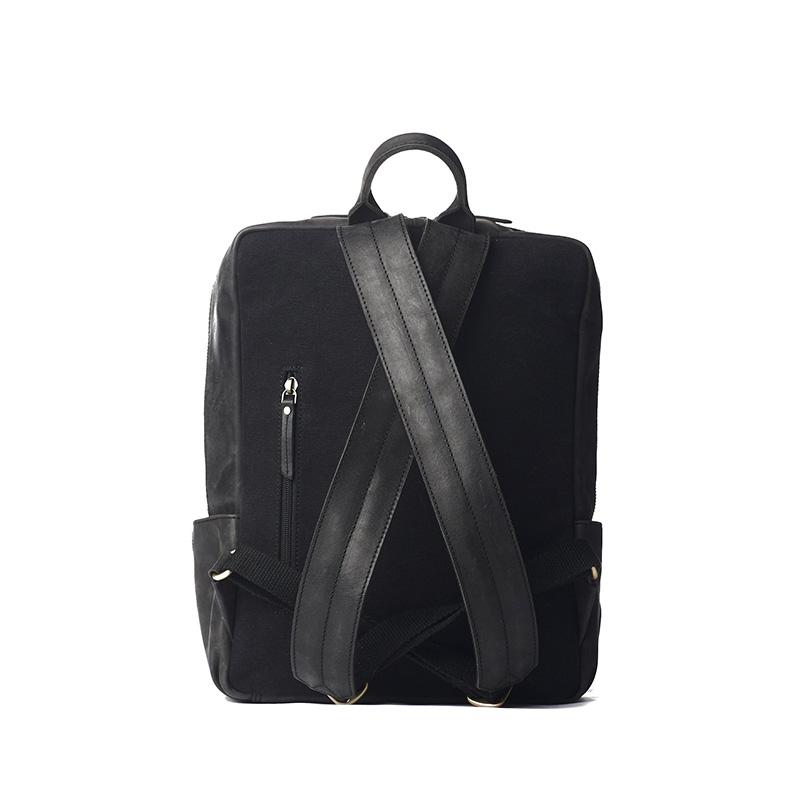 O My Bag John Backpack Midi Black-161772
