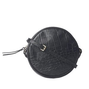 O My Bag Luna Bag Black Croco