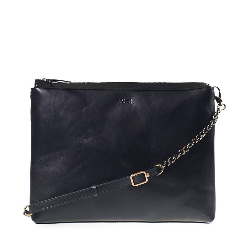 O My Bag Scarlet Eco Classic Black-0