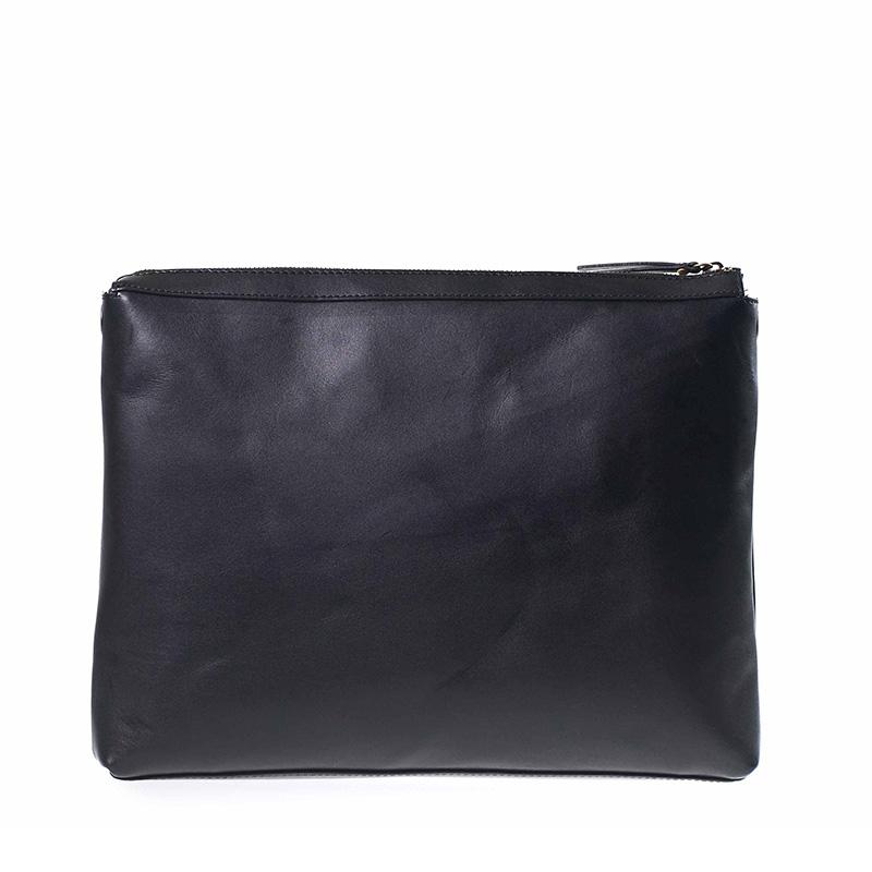 O My Bag Scarlet Eco Classic Black-161780
