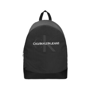 Calvin Klein Monogram Backpack Black-0