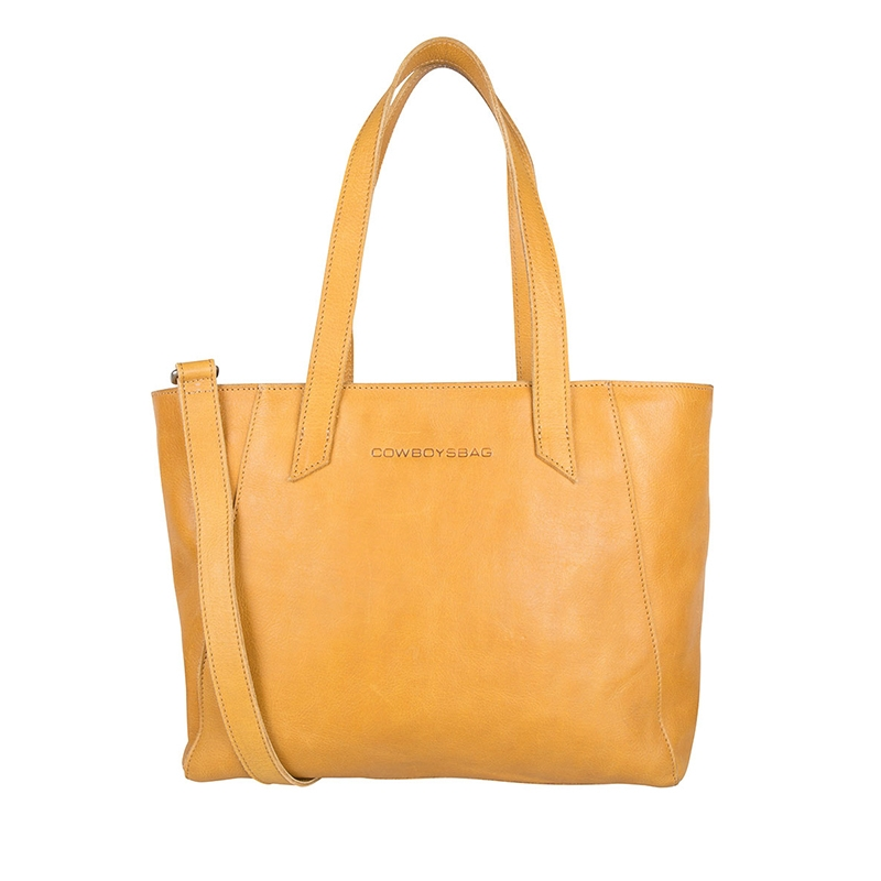 Cowboysbag Jenner Handbag Amber-0