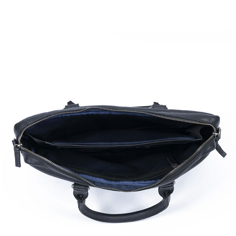 DSTRCT Raider Road Laptoptas Black-164046