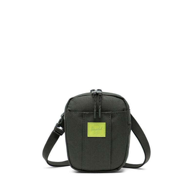 Herschel Cruz Dark Olive/Lime Green-0