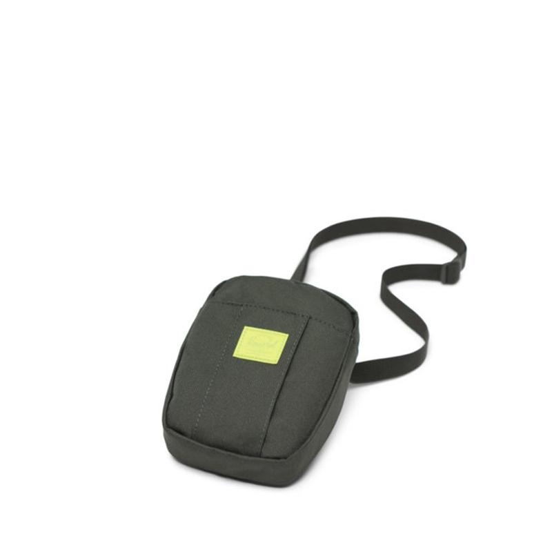 Herschel Cruz Dark Olive/Lime Green-166587