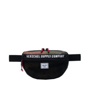 Herschel Nineteen Athletics Black/Woodland Camo-0