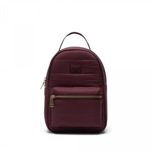 Herschel Nova Mini Quilted Plum-0