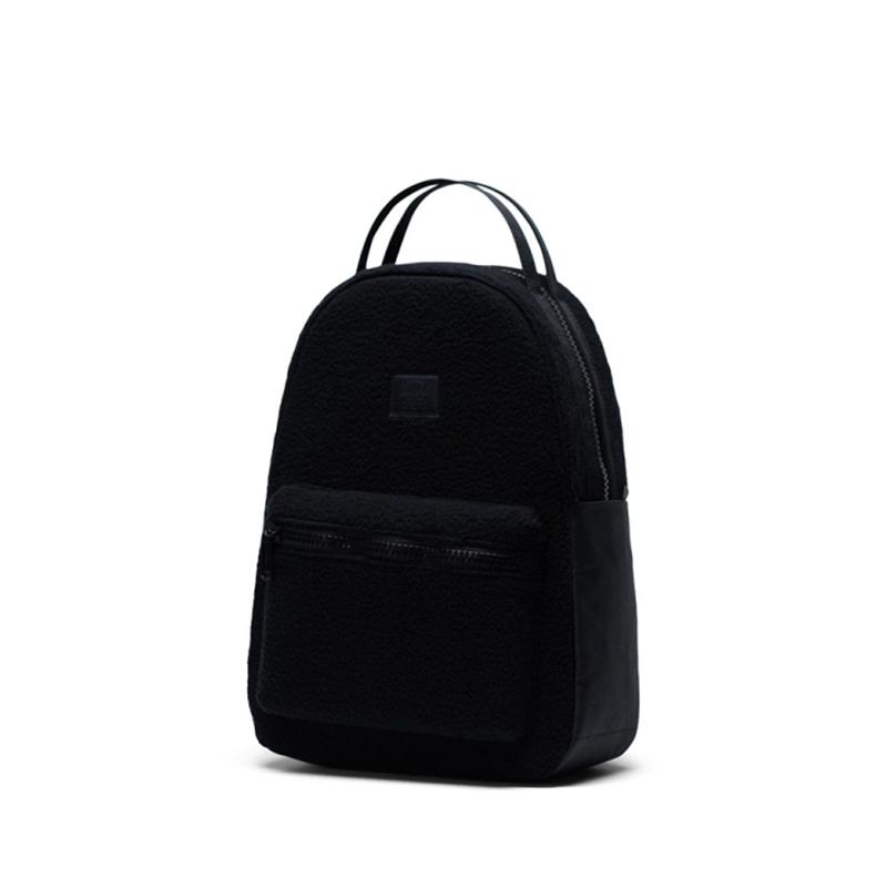 Herschel Nova Small Fleece Black-166467
