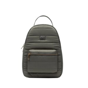 Herschel Nova Small Quilted Dusty Olive-0