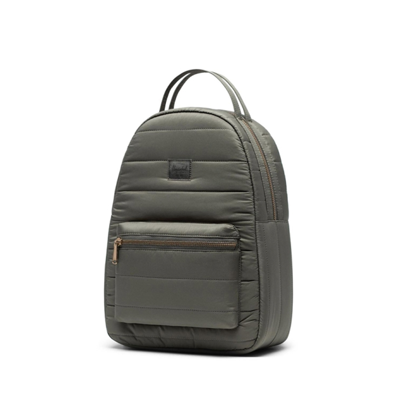 Herschel Nova Small Quilted Dusty Olive-166590