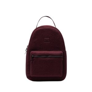 Herschel Nova Small Quilted Plum-0
