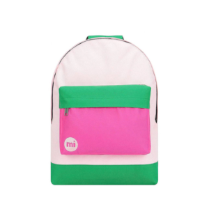 Mi-Pac Classic Colour Block Blush / Leaf Green-0