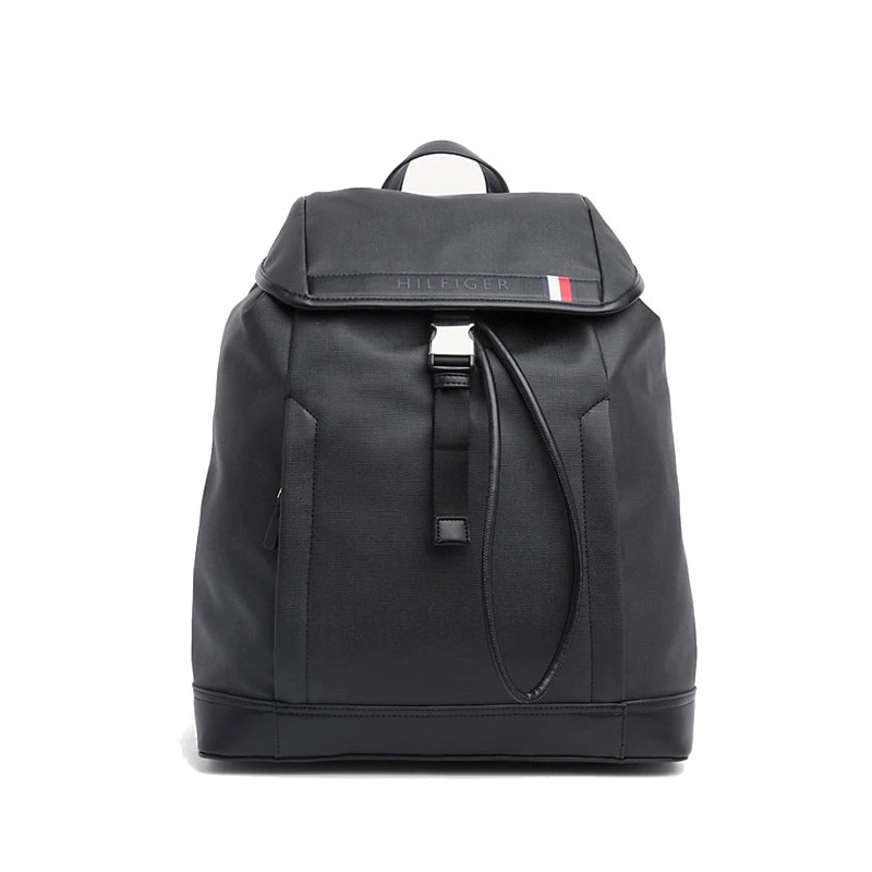 Tommy Hilfiger Coated Canvas Backpack-0