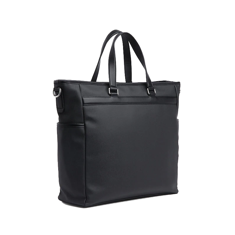 Tommy Hilfiger Coated Canvas Tote-162856
