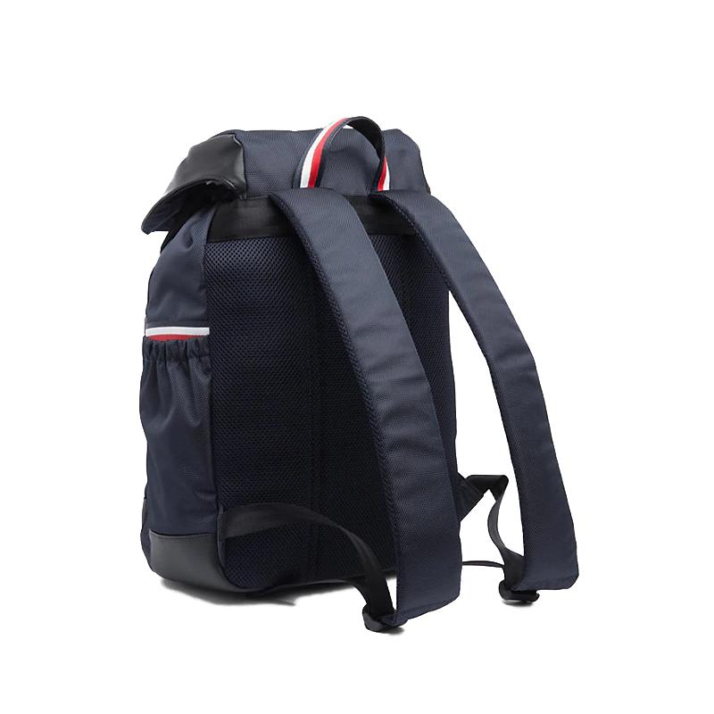Tommy Hilfiger Nylon Mix Flap Backpack-162820