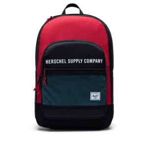 Herschel Athletics Kaine Black/Red/Blue-0