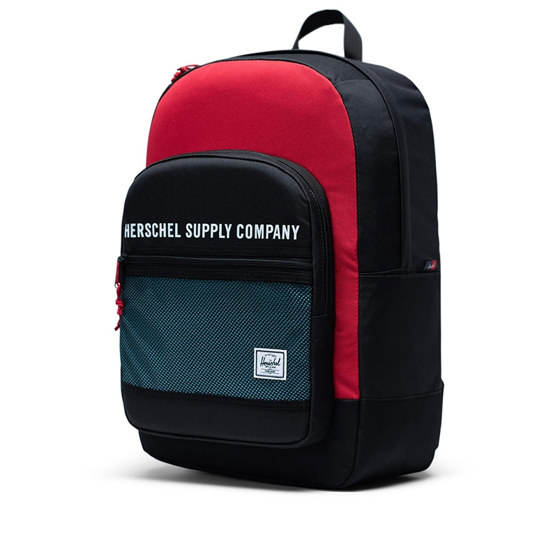 Herschel Athletics Kaine Black/Red/Blue-165737