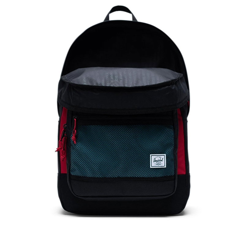 Herschel Athletics Kaine Black/Red/Blue-165739