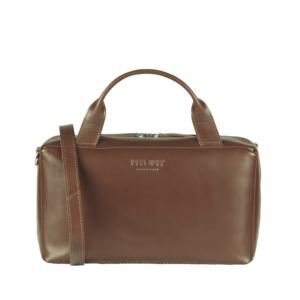 MYOMY My Boxy Bag Workbag Hunter Waxy Original-0