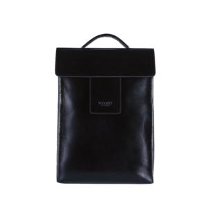 MYOMY My Home Bag Backpack Hunter Waxy Black-0