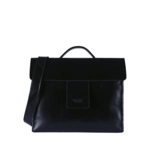 MYOMY My Home Bag Business Hunter Waxy Black-0
