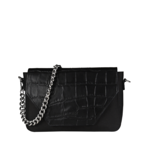 MYOMY My Treasure Bag Mini Crossbody Black Croco